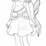 Ever After High Coloring Pages for Girls   CFK89