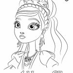 Ever After High Coloring Pages Free Printable   68103