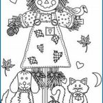 Fall Coloring Pages for Grown Ups Free Printable   pln76x