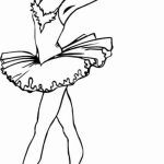 Free Ballerina Coloring Pages   2srxq