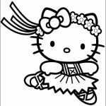 Free Ballerina Coloring Pages to Print   590f18