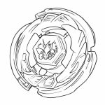 Free Beyblade Coloring Pages   07599