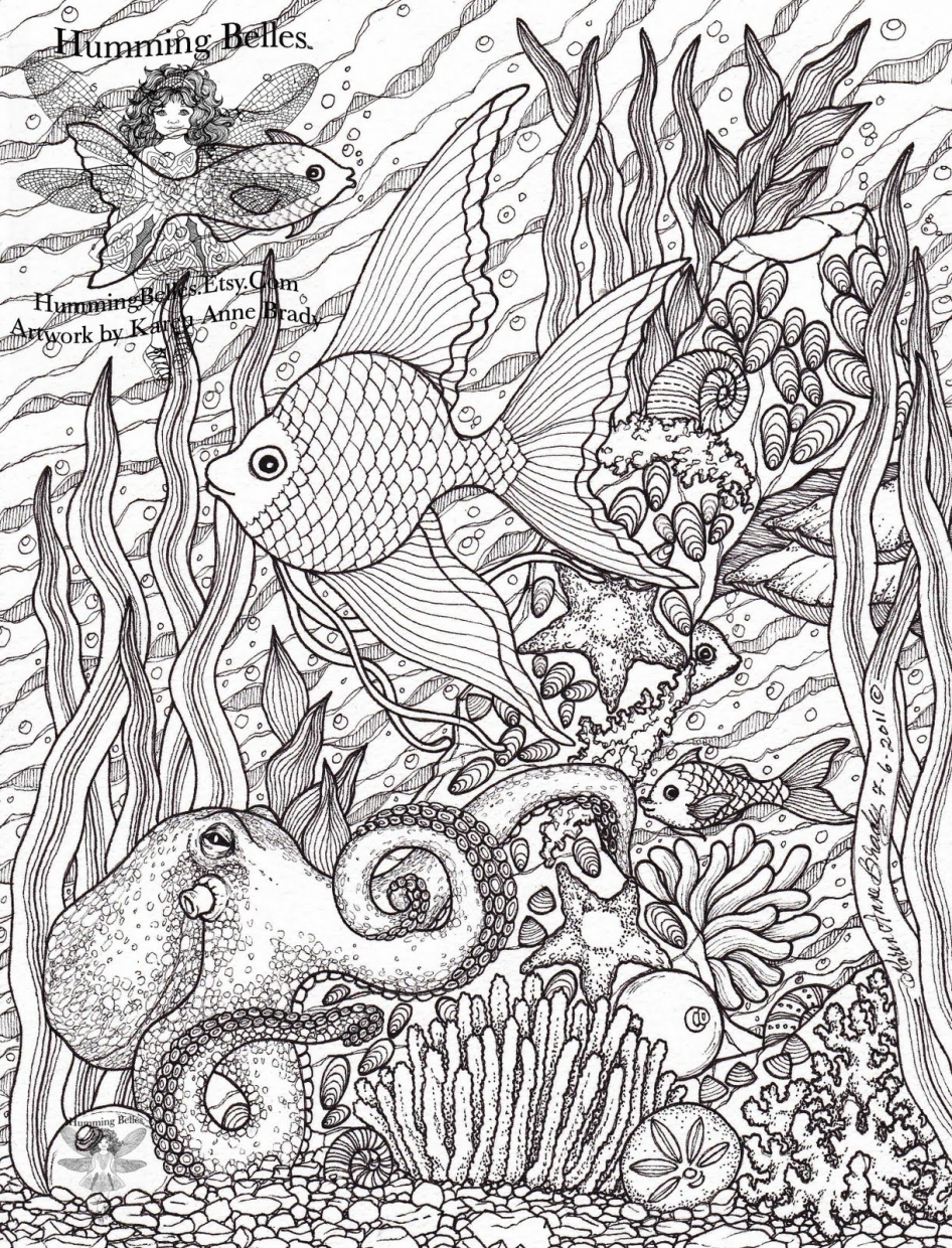 Free Complex Coloring Pages Printable   SCV72