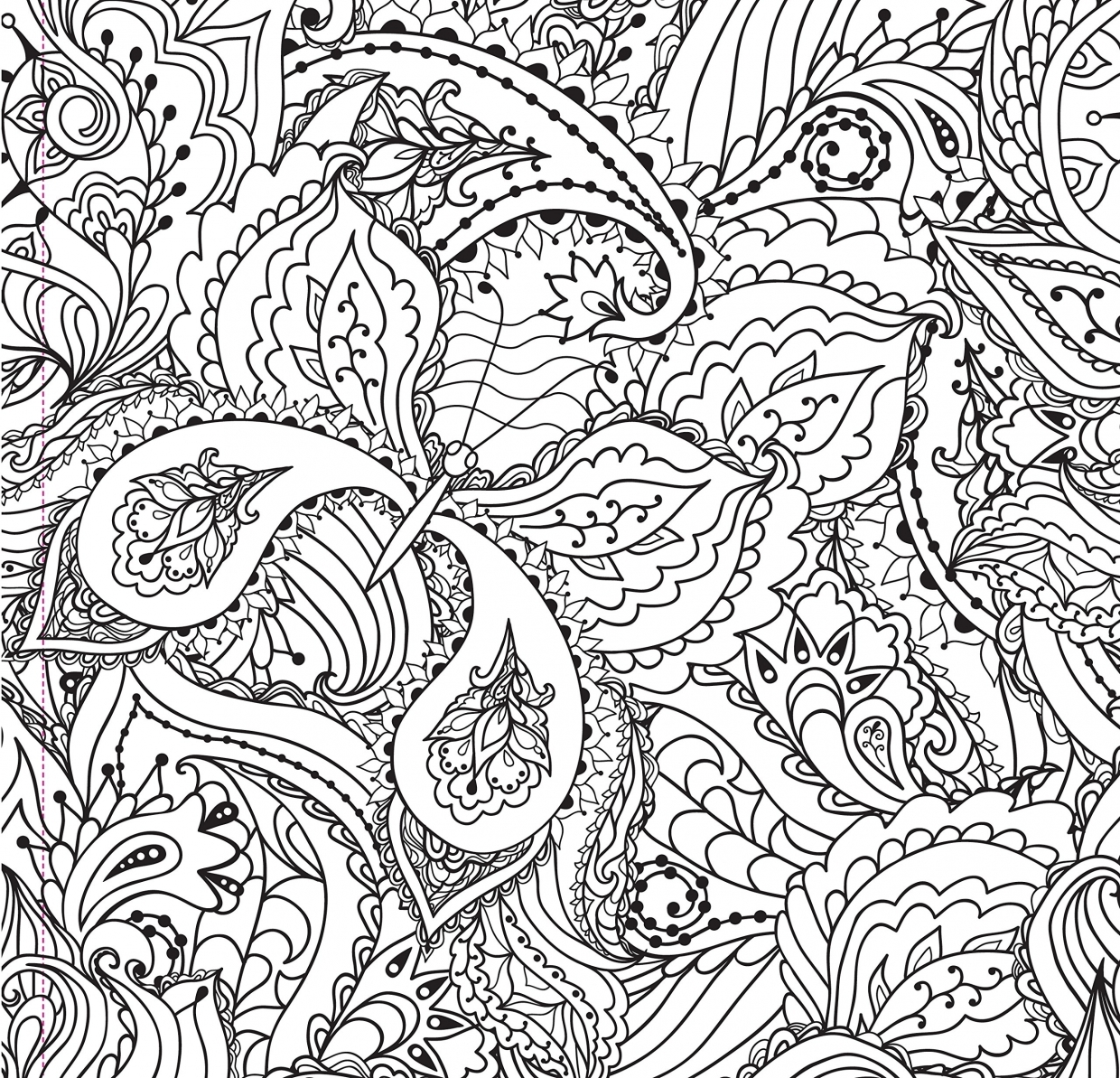 Get this free complex coloring pages printable xbrt5 for Free complex coloring pages