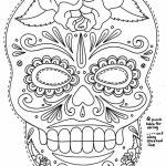 Free Dia De Los Muertos Coloring Pages   t29m10