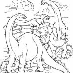 Free Dinosaurs Coloring Pages to Print   v5qom