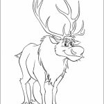 Free Frozen Coloring Pages to Print   415125