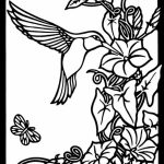 Free Hummingbird Coloring Pages to Print   00029