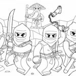 Free Lego Ninjago Coloring Pages   706103