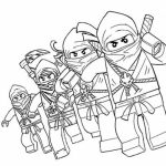 Free Lego Ninjago Coloring Pages to Print   457034