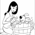 Free Mulan Coloring Pages   9tf1q