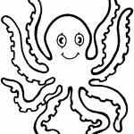 Free Octopus Coloring Pages   t29m23