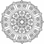 Free Printable Art Deco Patterns Coloring Pages for Grown Ups   657n423