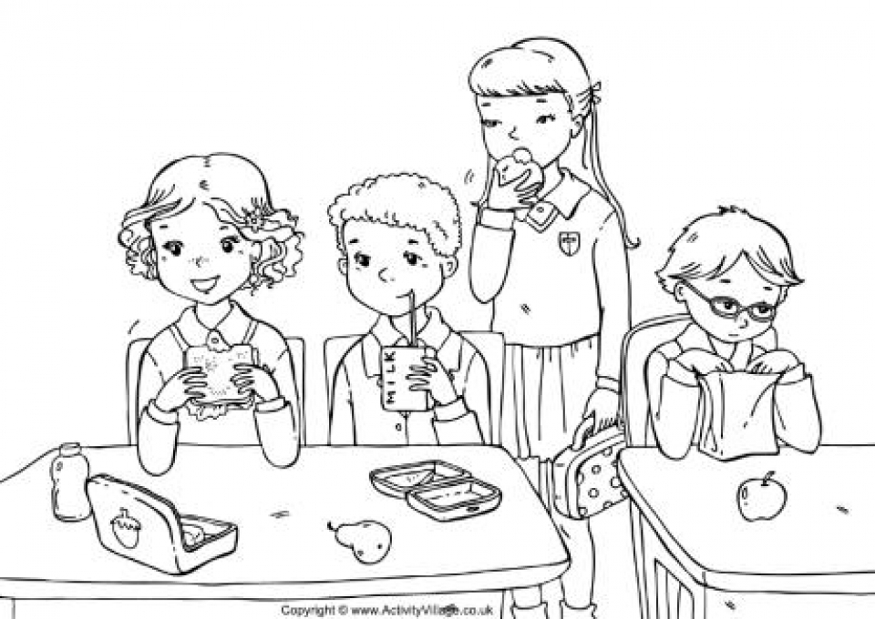 Free Printable School Coloring Pages for Kids   0895c45