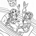 Free Rapunzel Coloring Pages to Print Disney Princess   F7V93