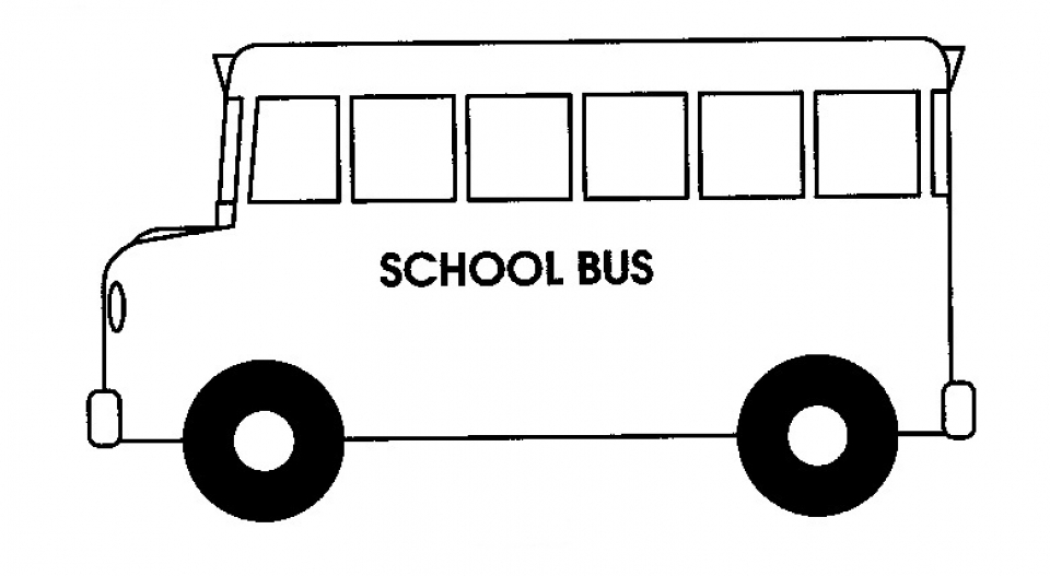 free school bus coloring pages to print 590f15
