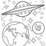 Free Space Coloring Pages   18fg18