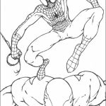 Free Spiderman Coloring Pages to Print   993961