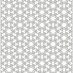 Free Tessellation Coloring Pages Adult Printable   17561