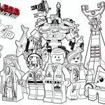 Free The Lego Movie Coloring Pages   787916