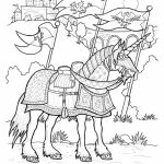 Free Unicorn Coloring Pages for Adults   UT641