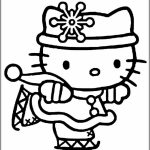 Free Winter Coloring Pages   5710