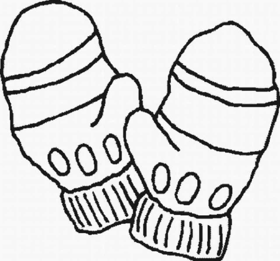 Free Winter Coloring Pages to Print   457032