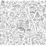 Fun Doodle Art Adult Coloring Pages Printable   75XD4