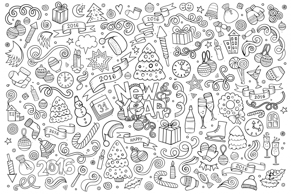 Get This Fun Doodle Art Adult Coloring Pages Printable 75XD4