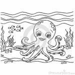 Octopus Coloring Pages Free Printable   q8ix19