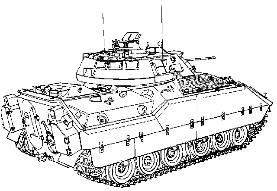 Online Army Coloring Pages   6q199