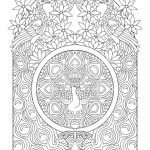 Online Art Deco Patterns Coloring Pages for Adults   654de56