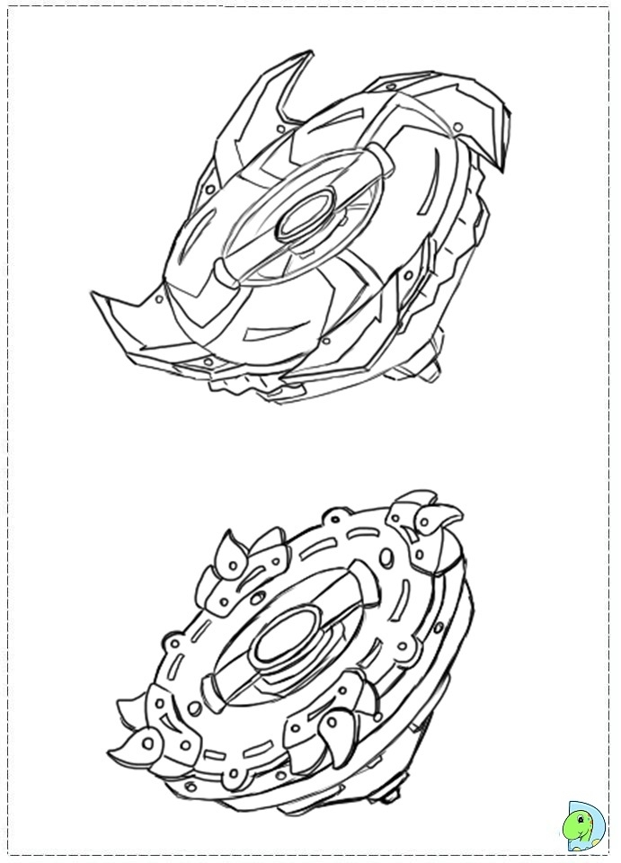 Get this online beyblade coloring pages 28344 for Coloring pages to color online for free