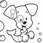 Online Bubble Guppies Coloring Pages   289276
