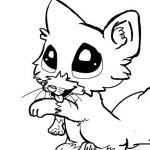 Online Cute Coloring Pages   50959