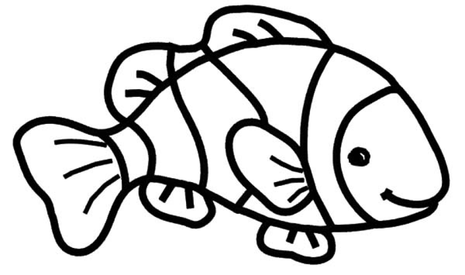 Get This Online Fish Coloring Pages 357861