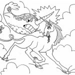 Online Narwhal Coloring Pages   50959