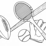 Online Sports Coloring Pages   LGNK5