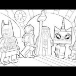Online The Lego Movie Coloring Pages   746212