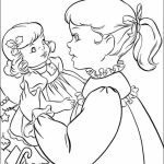 Printable American Girl Coloring Pages Online   2x542