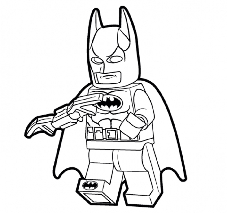 Get this printable batman coloring pages 811910 for Batman coloring pages to print free