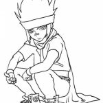 Printable Beyblade Coloring Pages Online   46714