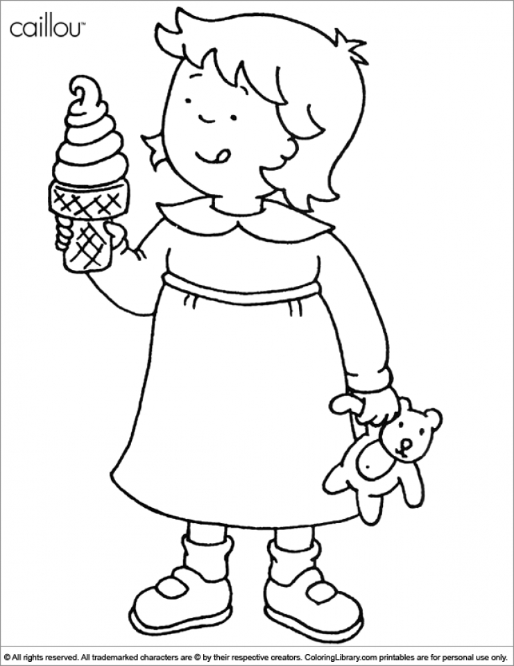 Get this printable caillou coloring pages online vu6h32 for Caillou printable coloring pages