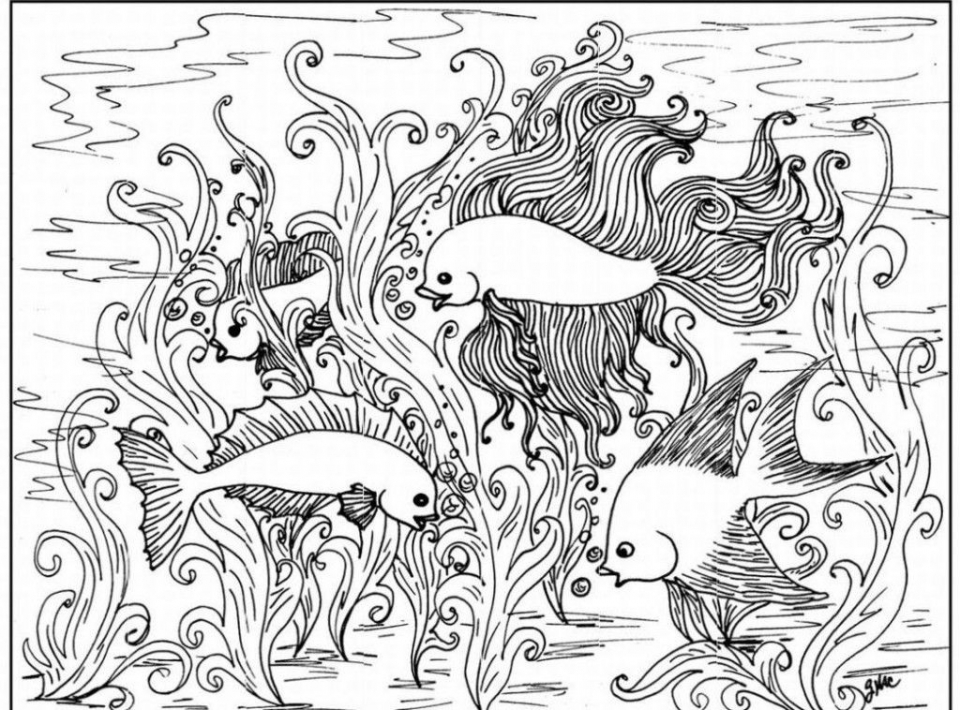 20+ Free Printable Difficult Animals Coloring Pages for Adults ...