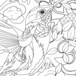 Printable Difficult Animals Coloring Pages for Adults   SDF4