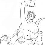 Printable Dinosaurs Coloring Pages   7ao0b