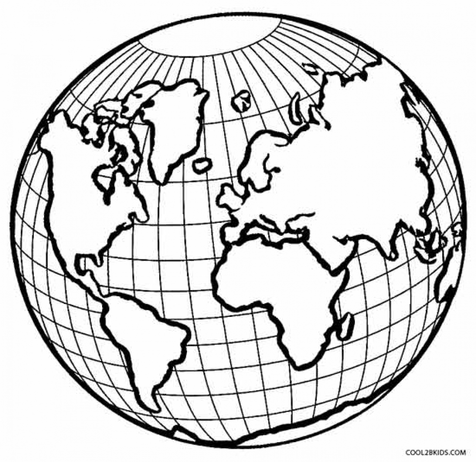 Save The Earth Coloring Pages Home Sketch Coloring Page