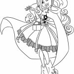 Printable Ever After High Coloring Pages Online   89391