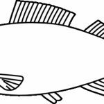 Printable Fish Coloring Pages   237395