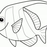Printable Fish Coloring Pages Online   387835